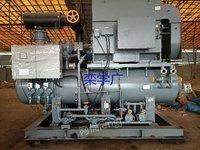 山东淄博出售2台全新烟台冰轮冷水机组,制冷量:1588KW