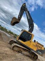 出售个人沃尔沃210挖掘机