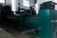 河南郑州转让800千瓦二手柴油发电机组