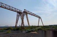 河北唐山出售包箱16吨跨度22米单悬6米大驱动有效9米一台花架16吨