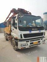 北京朝阳区转让11年三一46米泵车