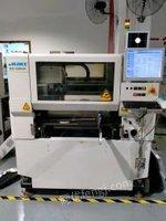 广东深圳租赁出售转让juki二手贴片机 juki高速多功能贴片机