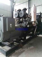 机器 二手700kw柴油发电机组转让处理