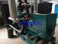 出售机器 二手600kw柴油发电机组转让 供应机组