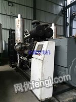 二手七百千瓦柴油发电机组 供应机器销售
