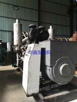 机组供应 处理二手700千瓦柴油机组 性能稳定