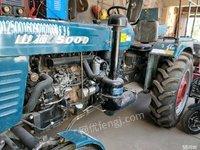 山东济南拖拉机转让50拖拉机带小麦玉米播种机