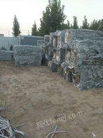供应亮铝线压块,每天都有100多吨货