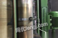 浙江金华本人转行转让德国厂1.8米压光机一台