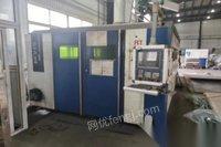 安徽滁州出售二手青岛科锐特2000瓦3015交换台ipg激光器
