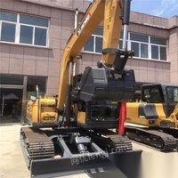 北京朝阳区出售库存徐工挖掘机60型75型