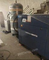 广东东莞浙江开山螺杆式空压机系列规格:7.5kw—132kw(10匹一200匹)出售