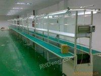 广东深圳流水线,二手流水线,工作台,插件线,各种规格现货供应