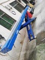 广东深圳出售二手优耐特大剪 包安装,保用半年