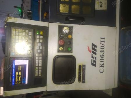 出售自用二手金火630-11数控车床1台,生产日期2014.7