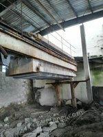 个人出售压滤机板20吨,砖机两套