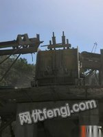 重庆江北区转让870鄂破1149给料机1216沙机打包处理