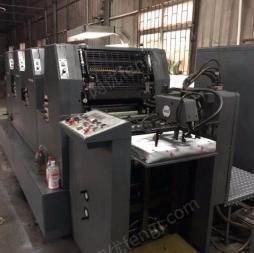 二手胶印机回收