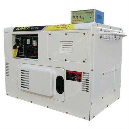 供应武藤动力20kw进口汽油发电机