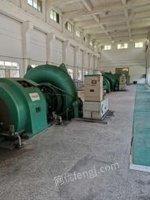 贵州安顺出售水轮机组4000kva 3套