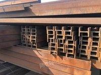 河北石家庄天津某钢厂处理钢材,电机,电缆,减速机一批