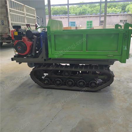 供应多功能履带运输车 新型农用果园履带运输车
