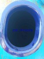 公司长期供应二手5立方搪瓷反应釜