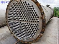 出售20平方,25平方,155平方不锈钢冷凝器