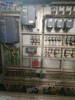 浙江绍兴出售台湾乘福定型机2台出售,2米5门幅,9节烘箱,导热油加热