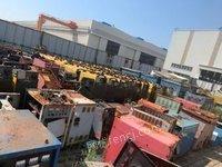 青岛某船厂废旧物资设备处理