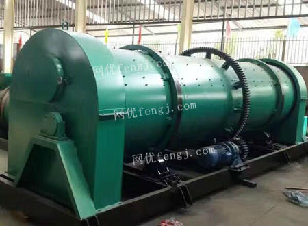 供应衡水新型有机无机复混肥造粒机 含水量低 成型率高 颗粒度强好
