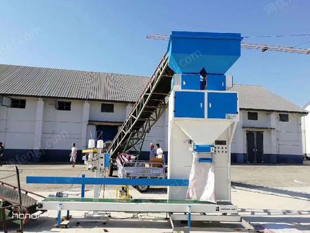 供应衡水 全自动包装机 化肥设备 有机肥设备 自动包装机