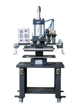 供应烫金机热压机皮革商标烙印烫印机布料竹木商标烫印