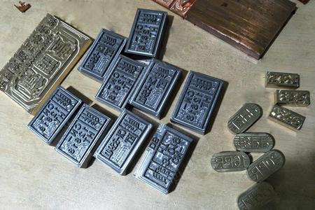 供应ippc模具商标logo模具熏蒸烙印机塑料皮革模具轮胎日期型号模具