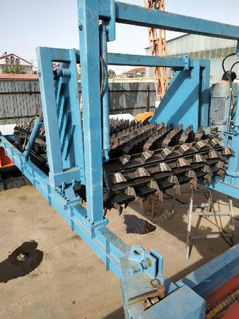 供应衡水 PLC数字化操控链板式翻堆机 有机肥发酵设备翻堆速度快  发酵周期短