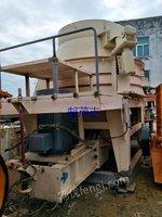 出售二手上海山卓1210高效制砂机