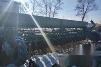 黑龙江黑河出售:荣山机械厂6.3米小麦播种机