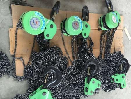 供应20吨6米手拉葫芦工厂价