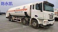 便宜出售一台二手LNG移动加液车