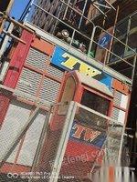 陕西西安转让14年年底特威电梯2台,每台100米