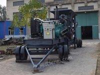 山东泰安出售移动式破碎机,移动破碎站,轮胎式移动制砂机,制砂生产线
