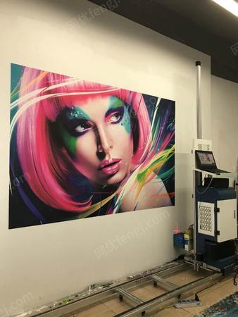 墙体彩绘机墙面喷绘机户外打印机