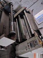 江苏常州转让1.6米复卷机一台给钱就卖了
