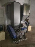 浙江杭州个人出售 上海破碎机gs350-500