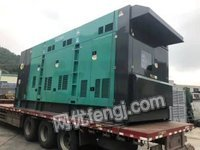 昌吉转让转售九成新二手发电机柴油发电机组买卖