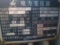 黑龙江地区勃利三江产S11-200-10二手电力变压器出售