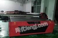 广东佛山转让2513uv平板打印机理光平板打印uv打印机