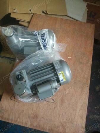 德国贝克VT4.8真空泵|VT4.4真空泵|贝克无油气泵