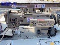 浙江出售二手专业沙发设备海菱自动剪线三同步单针车