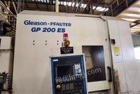 浙江杭州在位出售二手插齿机二手美国格里森普法特高速高效数控插齿机gp200es